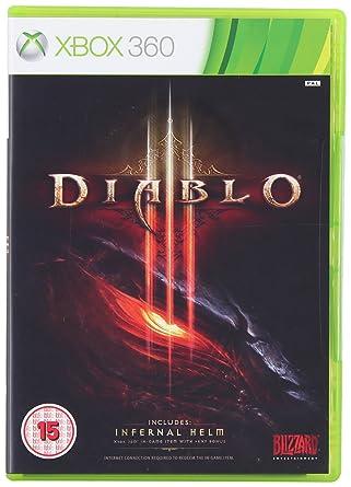 Diablo III (Xbox 360) Games at amazon
