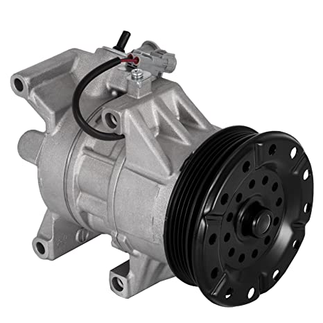 succebuy AC Compresor para Scion XB XA Compresor AC Embrague 04 – 06 Aire Acondicionado Compresor