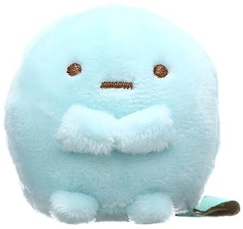 Amazon すみっコぐらし てのりぬいぐるみ たぴおか ブルー アニメ