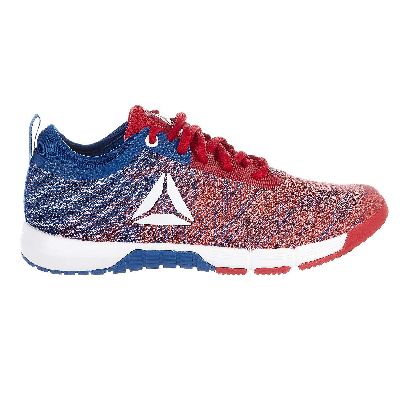 Reebok Women's Speed Her TR Sneaker, Excellent red/Collegiate, 10 M US