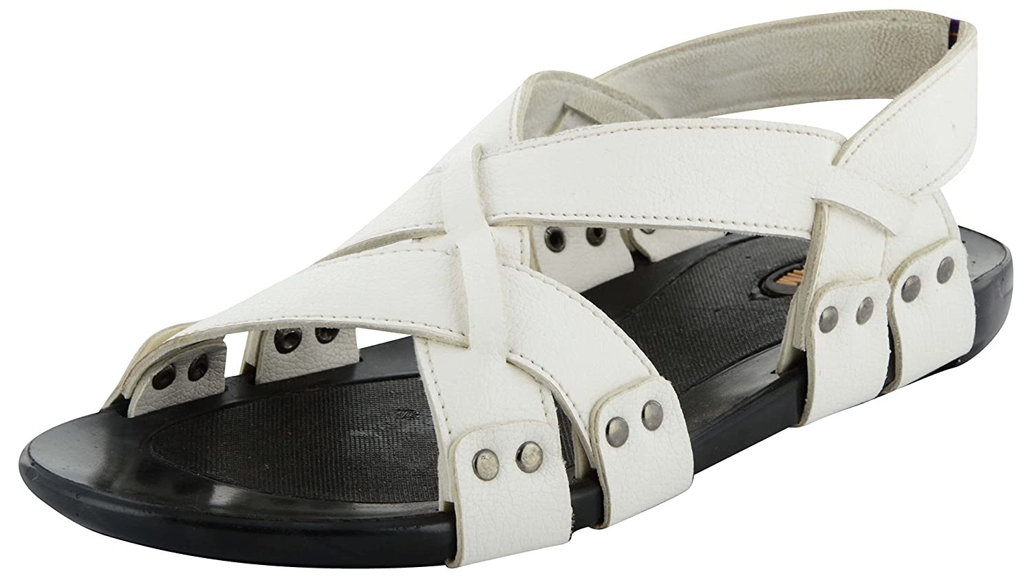 Synthetic Outdoor Sandals at Amazon