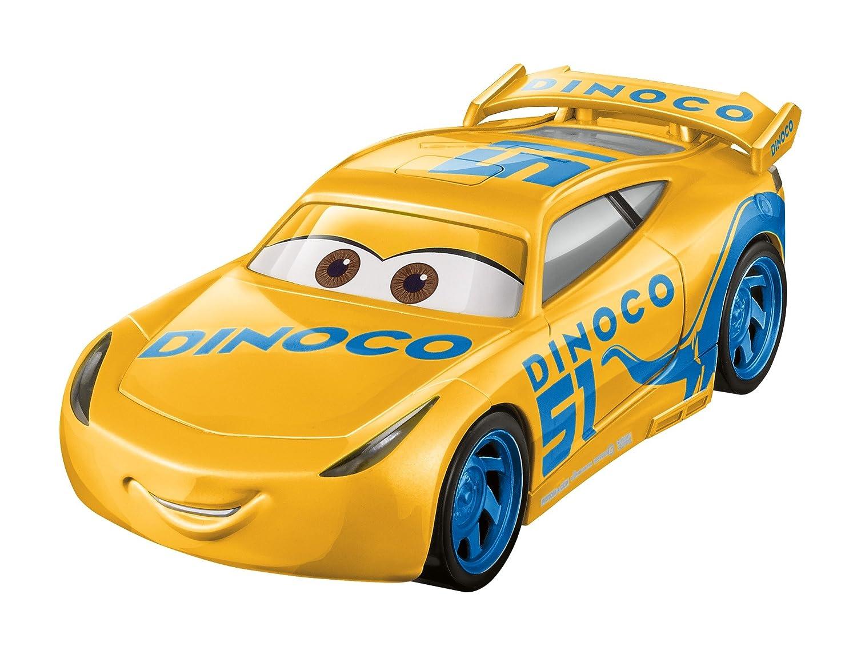 Mattel Disney Cars FDD56 - Disney Cars 3 1:21 Lights und Sounds Cruz Ramirez Mattel GmbH