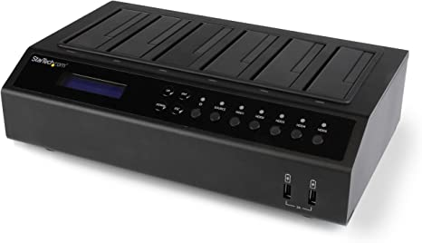 StarTech.com SATDOCK5U3ER - Base de Carga USB 3.0 y eSATA ...