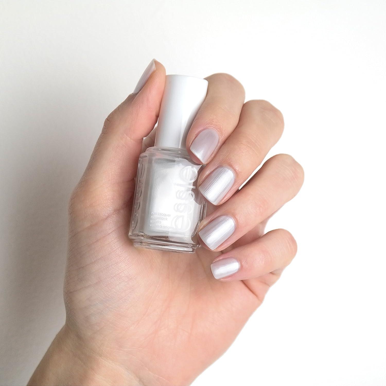 Essie Nagellack Nr. 4, pearly white