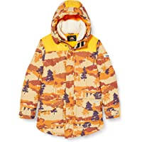 Scotch & Soda Padded Jacket with Hood and Reflective Details chaqueta para Niños
