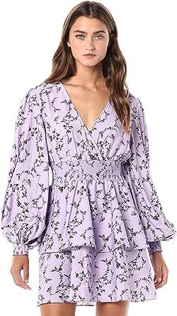 Keepsake the Label Women's Secure Princess Sleeve Fit & Flare Mini Dress