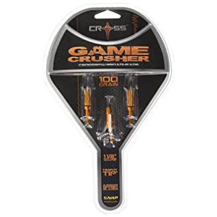 Barnett Cross Gamecrusher Broadheads