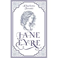 Jane Eyre Charlotte Bronte Classic Novel, (Love, Family, Independence, Orphan Courage), Ribbon Page Marker, Perfect for…