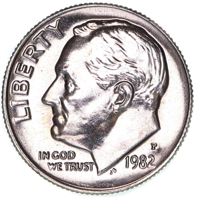 1982p dime