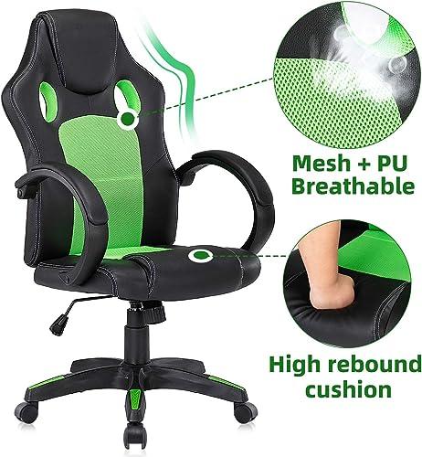 SEATZONE pc gaming chairs under 100$