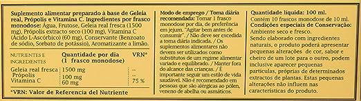 PRONUTRI - PRONUTRI Jalea Real con Vitamina C y Propóleo 10 viales: Amazon.es: Salud y cuidado personal