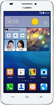 Huawei G620S - Smartphone libre Android (pantalla 5