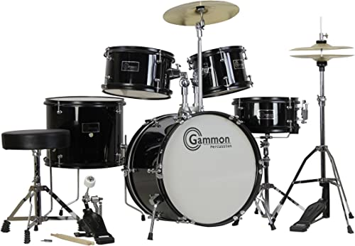 Gammon 5-Piece Junior Starter Drum Kit