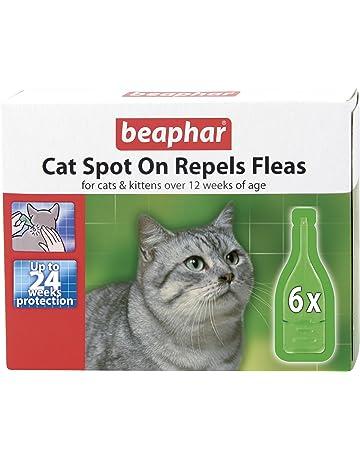 Beaphar Cat Flea Drops - 24 Week Protection X 6