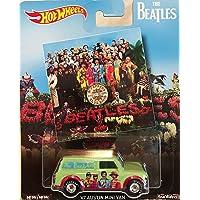 Hot Wheels Pop Culture The Beatles SGT. Pepper's Lonely Hearts Club Band '67 Austin Mini Van
