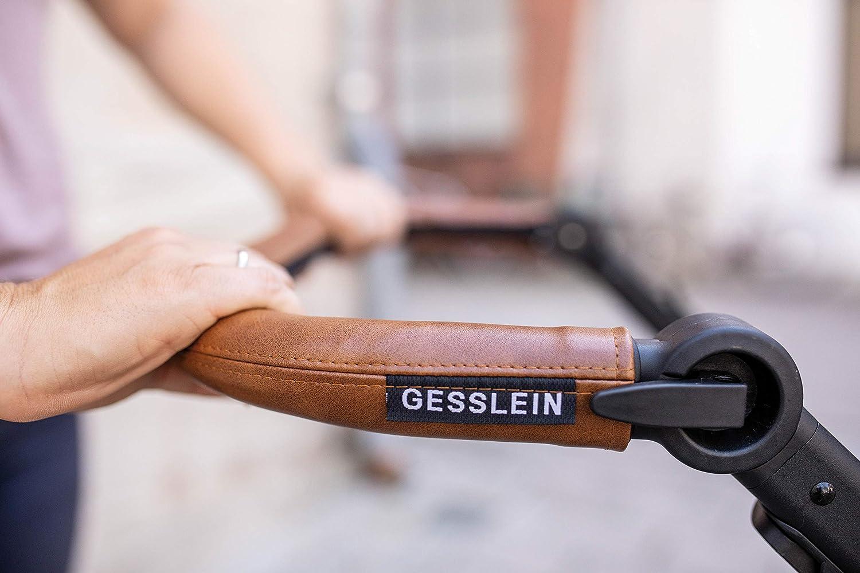 braun Gesslein 66504 Griffschutz Kinderwagen tabak