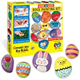Creativity For Kids Juego Hide and Seek Rock Painting Kit