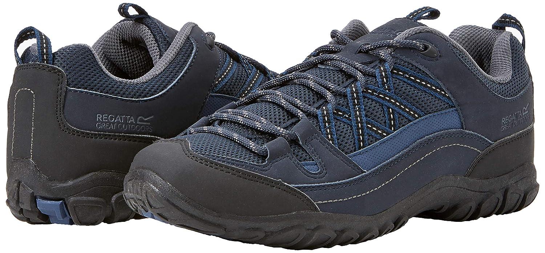 Regatta Edgepoint II Low Rise Rise Rise Hiking avvio, Stivali da Escursionismo Uomo 18cbd6