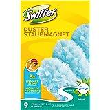 Swiffer - Plumeaux Dépoussiérant avec le Parfum Frais de Febreze Rosée du Matin - 9 Recharges
