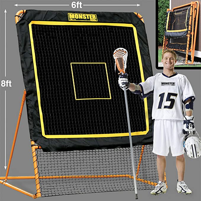 EZGoal Professional Lacrosse Rebounder 86368 – The Top-Rated Lacrosse Rebounder