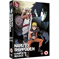 Naruto Shippuden Complete Series 5 (Episodes 193-244)