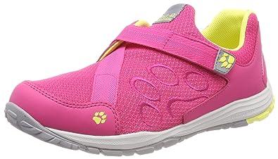 outlet store 71661 20eb4 Jack Wolfskin Unisex-Kinder Monterey Ride VC Low K Sneaker