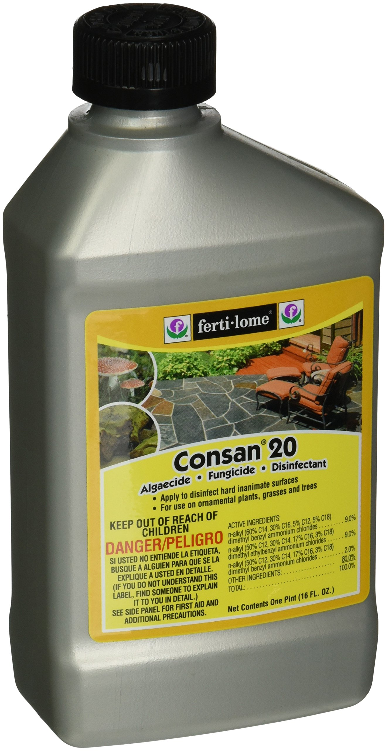 Voluntary Purchasing Group Consan Fungicide, 16 oz