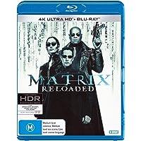 Matrix Reloaded, The BD 4K UHD