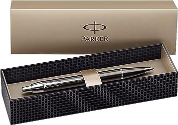 10 schlanke Kugelschreiber grau aus Metall Farbe