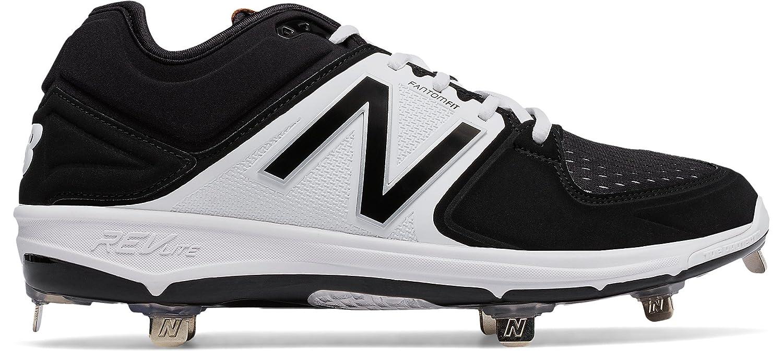 b684997d1590b Amazon.com | New Balance Men's 3000v3 Low Metal Baseball Cleats Gray/White  16 | Shoes