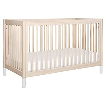 Babyletto 4-in-1 Convertible Crib With Toddler Bed Conversion Kit