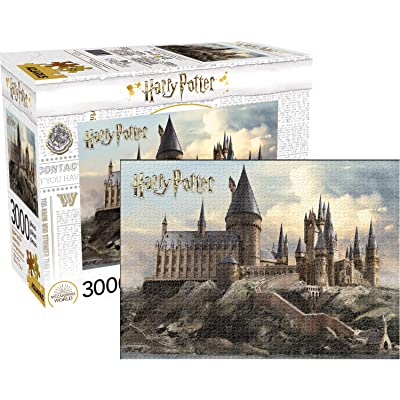 Harry Potter Hogwarts 3,000pc Puzzle: Toys & Games