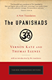 The Upanishads: A New Translation by Vernon Katz and Thomas Egenes (Tarcher Cornerstone Editions)