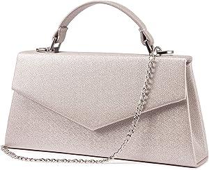 Sweepstakes: Women Evening Envelope Handbag Clutch Purse...