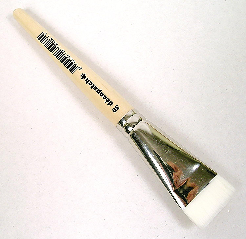 Un Pinceau en nylon D/écopatch largeur 3 cm D/écopatch PC30O