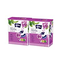 Bella Herbs Party-liners with Verbena - 60 Pieces (Pack of 2)