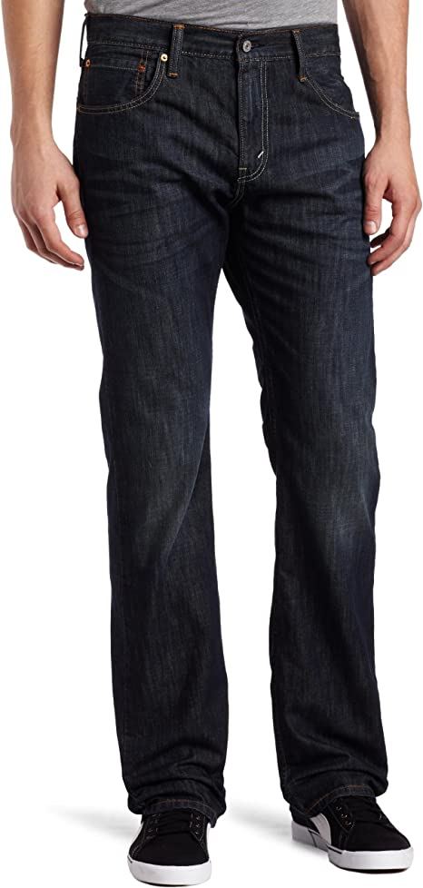 Levi S Men S 527 Slim Bootcut Fit Jeans At Amazon Men S Clothing Store