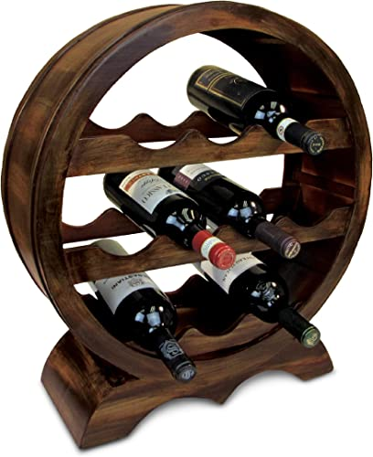 Puzzled Solomon Wine Rack