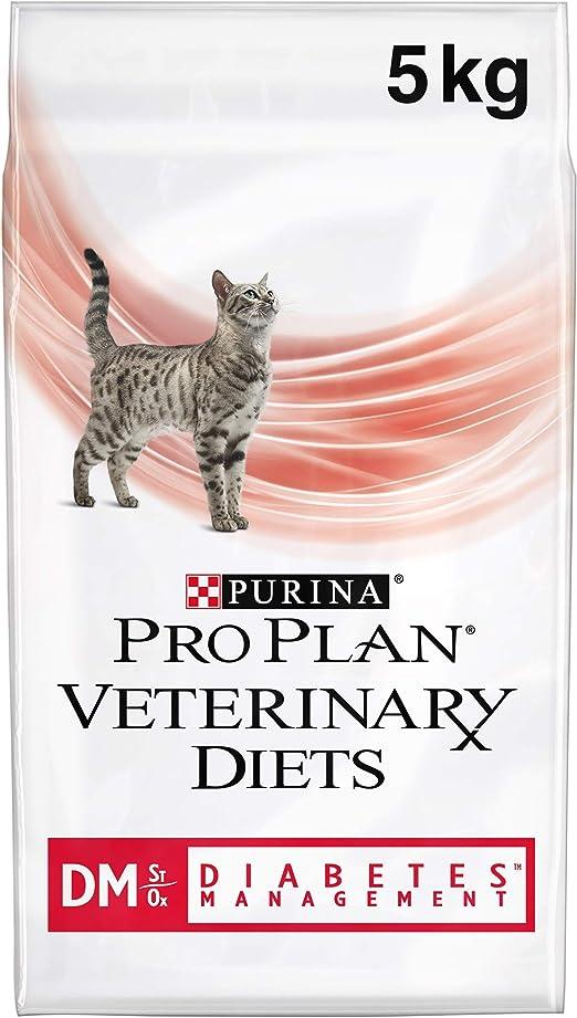 Purina Pro Plan Vet Feline DM 5Kg 5000 g: Amazon.es: Productos para mascotas