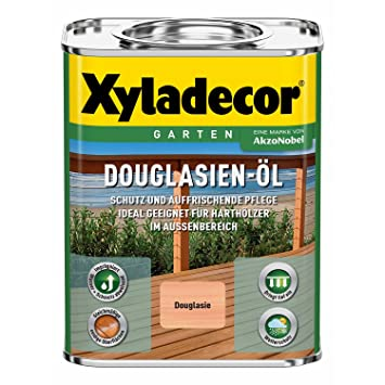 Geliebte Xyladecor 5089013 Douglasien-Öl 5L: Amazon.de: Baumarkt #ET_93