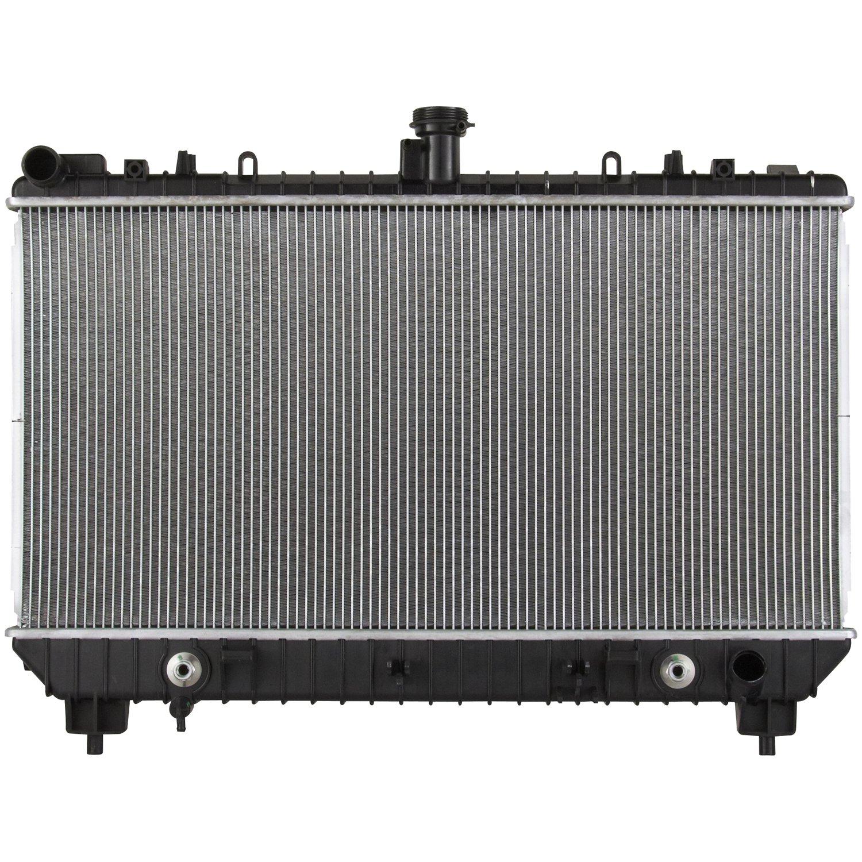 Spectra Premium CU13142 Complete Radiator