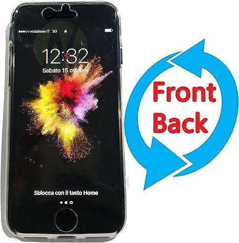 custodia fronte retro iphone 7 plus