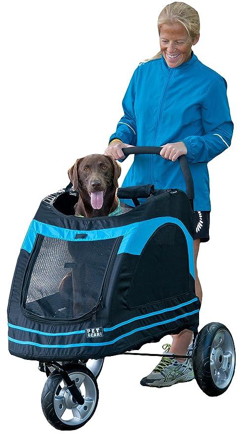 Pet Gear - Cochecito para perros AT3.