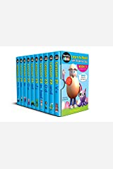 Learn to Read with Reading Eggs Box Set 3: Lessons 21–30 (US version) (Learn to Read with Reading Eggs Box Set (US version)) Kindle Edition