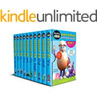 Learn to Read with Reading Eggs Box Set 3: Lessons 21–30 (US version) (Learn to Read with Reading Eggs Box Set (US version))