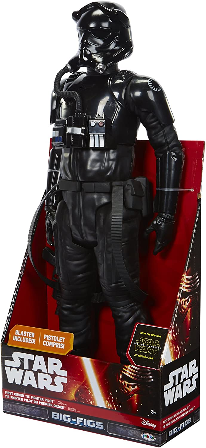 """Disney Star Wars Big Figs 18/"""" Special Forces Tie Fighter Pilot NEW"""