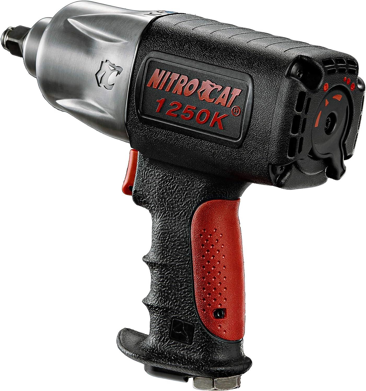 Nitrocat 1250-K Air Impact Wrench