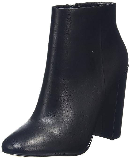 Quria, Botines para Mujer, Negro (Black Leather/97), 40 EU Aldo