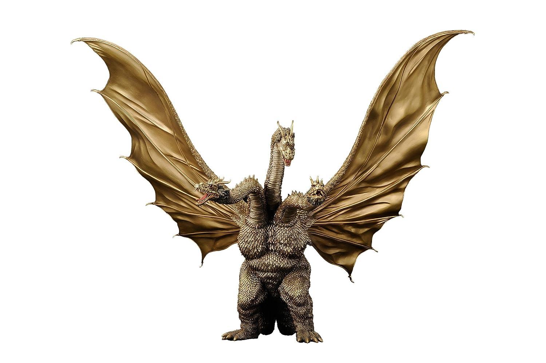 venta mundialmente famosa en línea - Toho Large Large Large Monsters Series King Ghidorah 1968 (PVC Pre-painted) by X-Plus  elige tu favorito