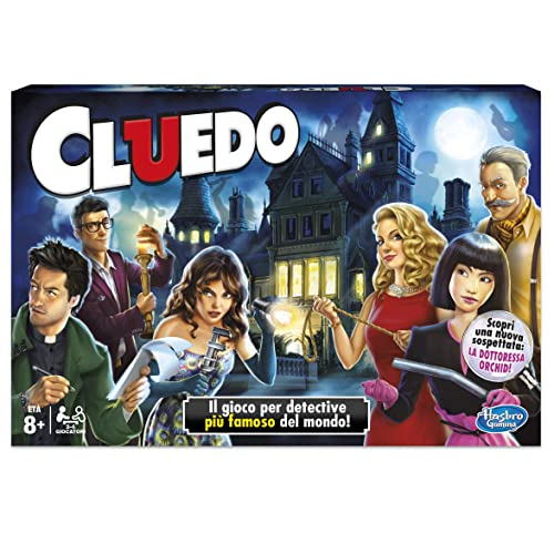 Cluedo – Il gioco d'investigazione